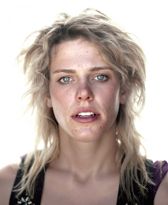 Color, Fine Art Portrait of a woman named Tori at Burning Man by Phoenix commercial photographer Jason Koster.
